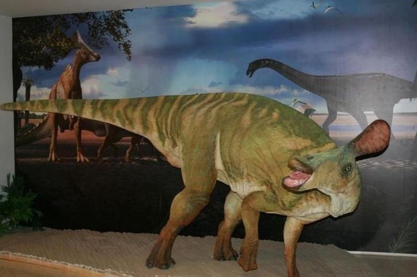 Tierra de dinosaurios en el Pallars Jussà