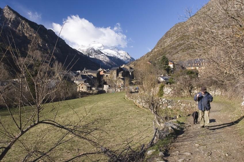Viu els camins de l'aigua de l'Alta Ribagorça