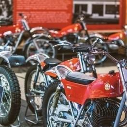 Exposition temporaire 50 ans de Cota au Musée Moto Bassella