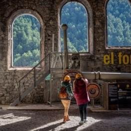 Activitats al Museu del Ciment de Castellar de n'Hug