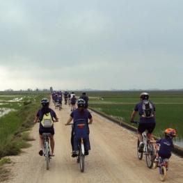 Buda & Bike a Sant Jaume d'Enveja