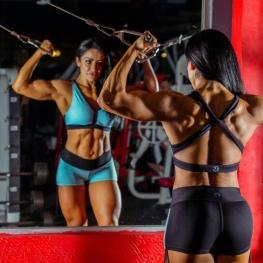 Campionat Internacional de Fitness a Santa Susanna