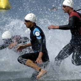 Sailfish Just Tri Sèries triathlon circuit in Altafulla