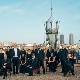 Concierto del Coro de Cámara del Palau de la Música en el…