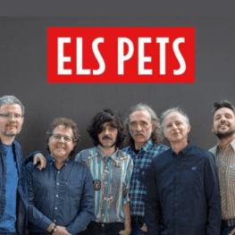 Concierto de Els Pets en Cervera