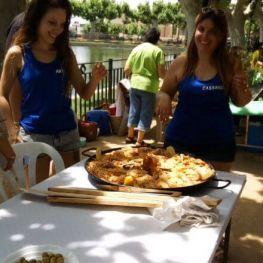 Concours de Paella à Terrall aux Borges Blanques