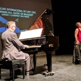 Concurs Internacional de Cant Líric a Balaguer