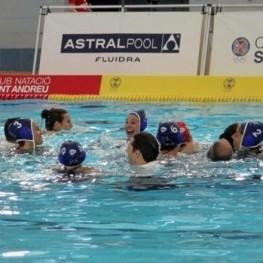 Copa del Rei i de la Reina de Waterpolo a Sabadell