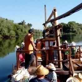 Cruises on the Ebro river with Lo Sirgador