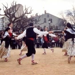 Danse de San Antonio de Sant Feliu de Codines