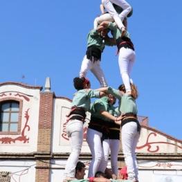 Diada dels Castellers de Mollet del Vallès