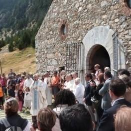 Diada de Sant Gil a Vall de Núria