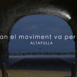 Documentaire Quand le mouvement à l'intérieur à Altafulla