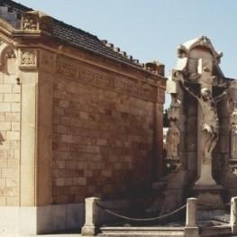 El Masnou Cemetery, an open-air museum