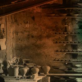 Exposició Can Salamó i els colors de la terrissa al Terracotta…