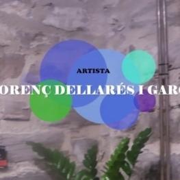 Exposició de pintures Llorenç Dellarés Garcia a Els Plans…