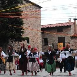Fiesta Mayor en Castellar de n'Hug