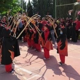 Fiesta Mayor de Cal Rubió en Santa Margarida i els Monjos