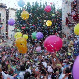Fiesta Mayor de Verano de Mollet del Vallés