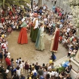 Fiesta Mayor de la Virgen del Camino en Cambrils