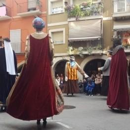 Fiestas del Santo Cristo en Balaguer