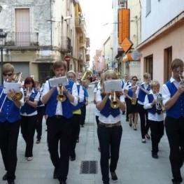 Festival de Bandes de Música a Malgrat de Mar