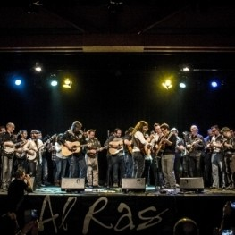 Festival de Bluegrass & OldTime Música Al Ras