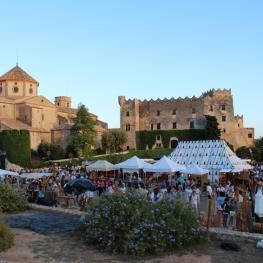Feria de artesanos de Altafulla
