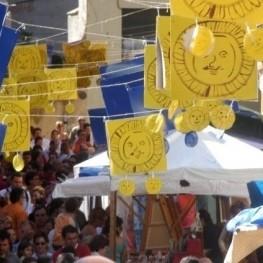 Feria de Artesanos en Mollet del Vallés
