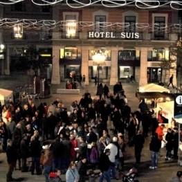 Fira de Nadal a Sant Celoni