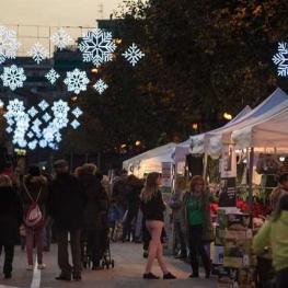 Fira de Nadal a Santa Perpètua de Mogoda