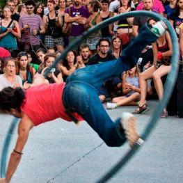 Feria de Teatro en la calle de Tàrrega