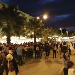 Cava and tapas market in Sant Pere Ribes