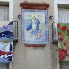 Mostra d'Art i Flors als Balcons a Alcanar