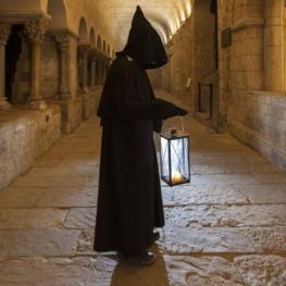 Nit de llegendes al Monestir de Sant Cugat