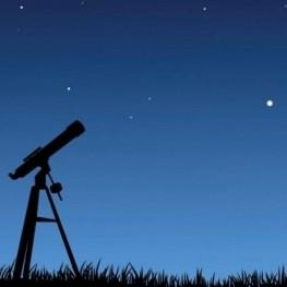 Nuit d'observation astronomique à Montclar