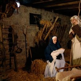 Pesebre Viviente de Sant Quintí de Mediona