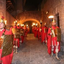 Procession des Saints Mystères de Camprodon