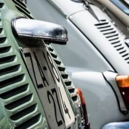 Rallye de voitures historiques à Vilaseca