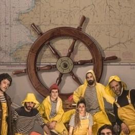 """""""The Penguins - Reggae para Chicos"""" en Altafulla"""
