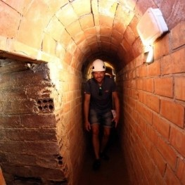 Visita guiada al Centre d'Interpretació de la Mina d'Aigua…
