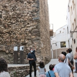 Visita Guiada al Palau de l'Abat de Llançà. Jornades Europees…