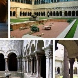 Visita Guiada 'Dos Claustres i un mestre constructor' Girona…