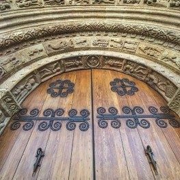 Visita guiada al Monestir de Ripoll en temps de pandèmia