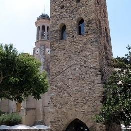 Visita La Torre Romànica de Llançà