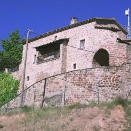 Visites al Castell de Puig-reig