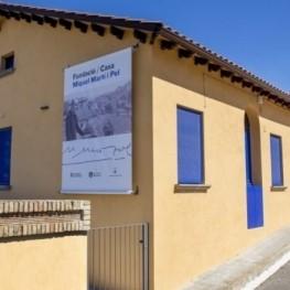 Visites comentades a la Fundació Miquel Martí i Pol