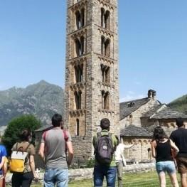 Visitas guiadas, itinerarios románico en La Vall de Boí