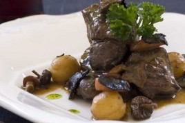 The mushroom cuisine in the Berguedà