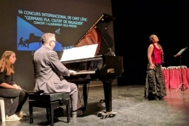 International Lyric Singing Competition in Balaguer